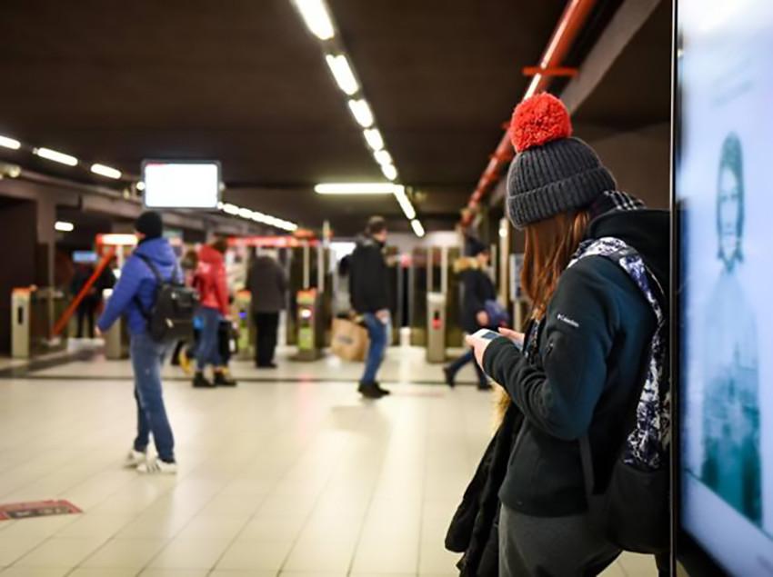 Milano, arriva il wifi gratis in metropolitana