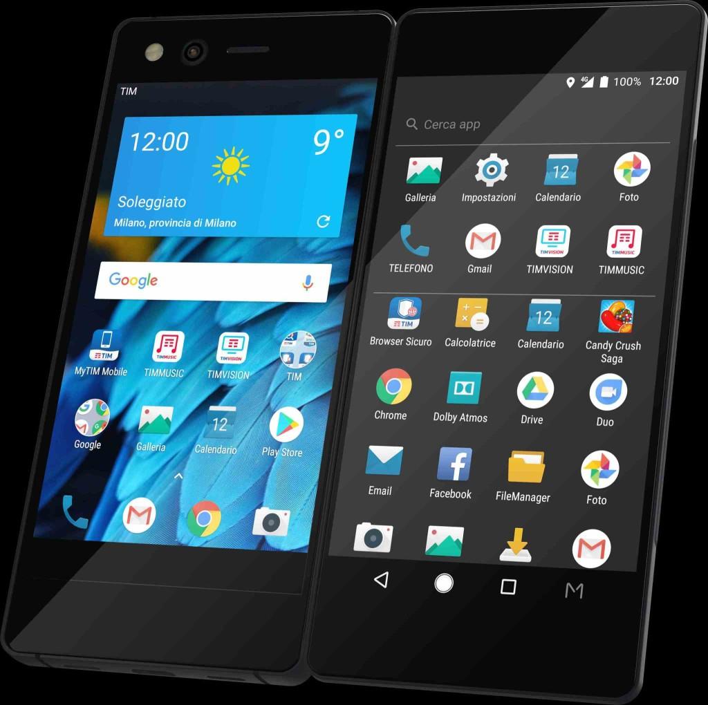 Zte Axon M, ecco lo smartphone pieghevole con doppio schermo