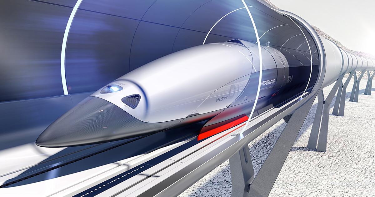 Hyperloop, al via il primo studio di fattibilità