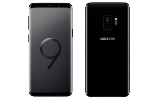 Samsung Galaxy S9 Midnight Black 1