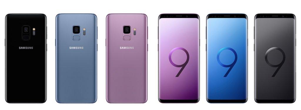 Listino Prezzi Samsung S9