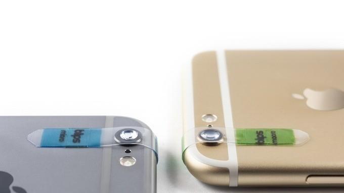 Trasformate lo smartphone in microscopio con BLIPS