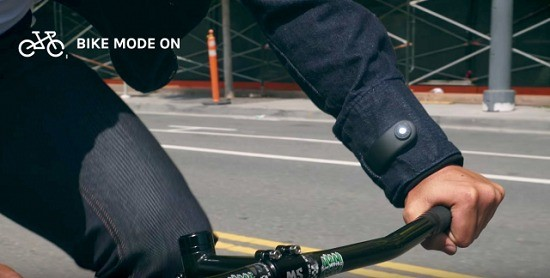 Google ATAP Project Jacquard Levis Commuter
