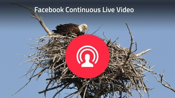 facebook continuous live video