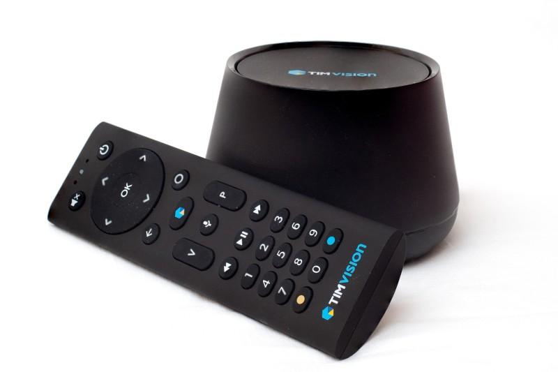 TIM e Google: ecco il nuovo decoder TIMvision con Android TV