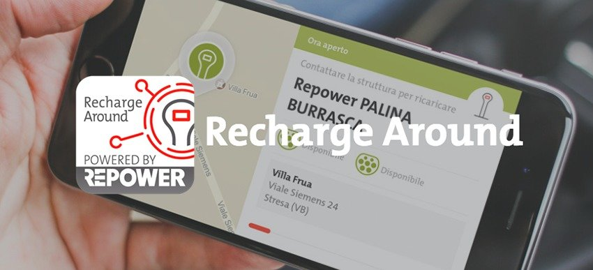 Recharge Around powered by Repower