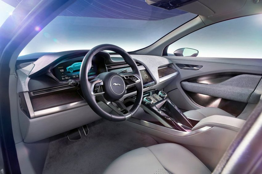 jaguar i pace electric suv 8
