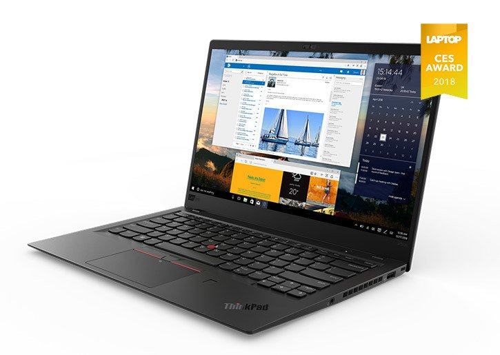 lenovo thinkpad x10 carbon black hero