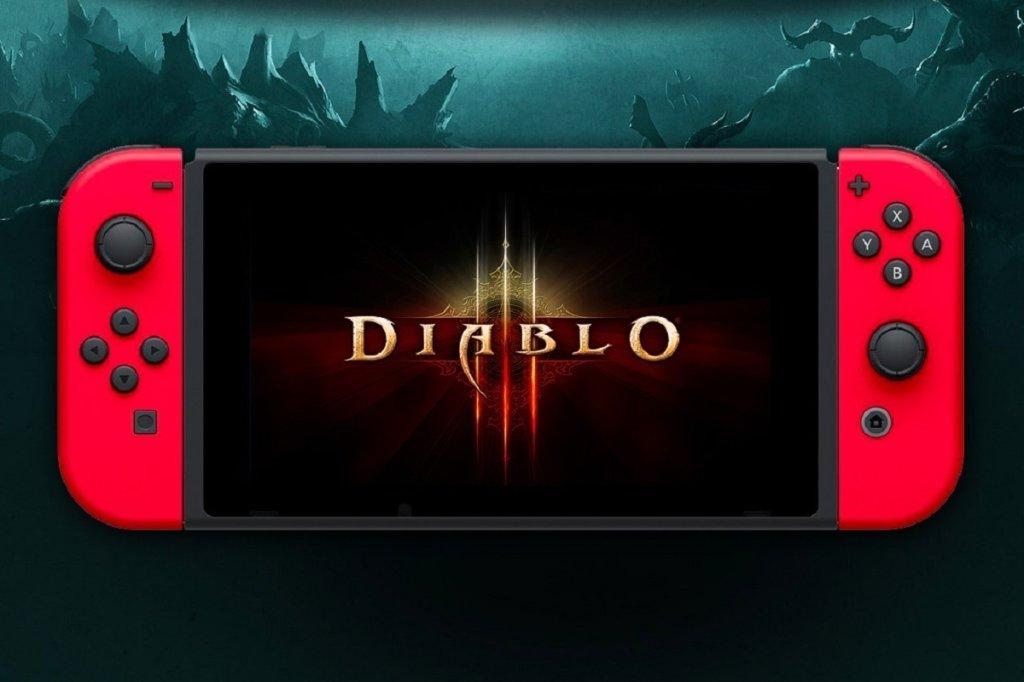 Diablo 3 su Switch? Non si può dire, ma si farà | Game Division