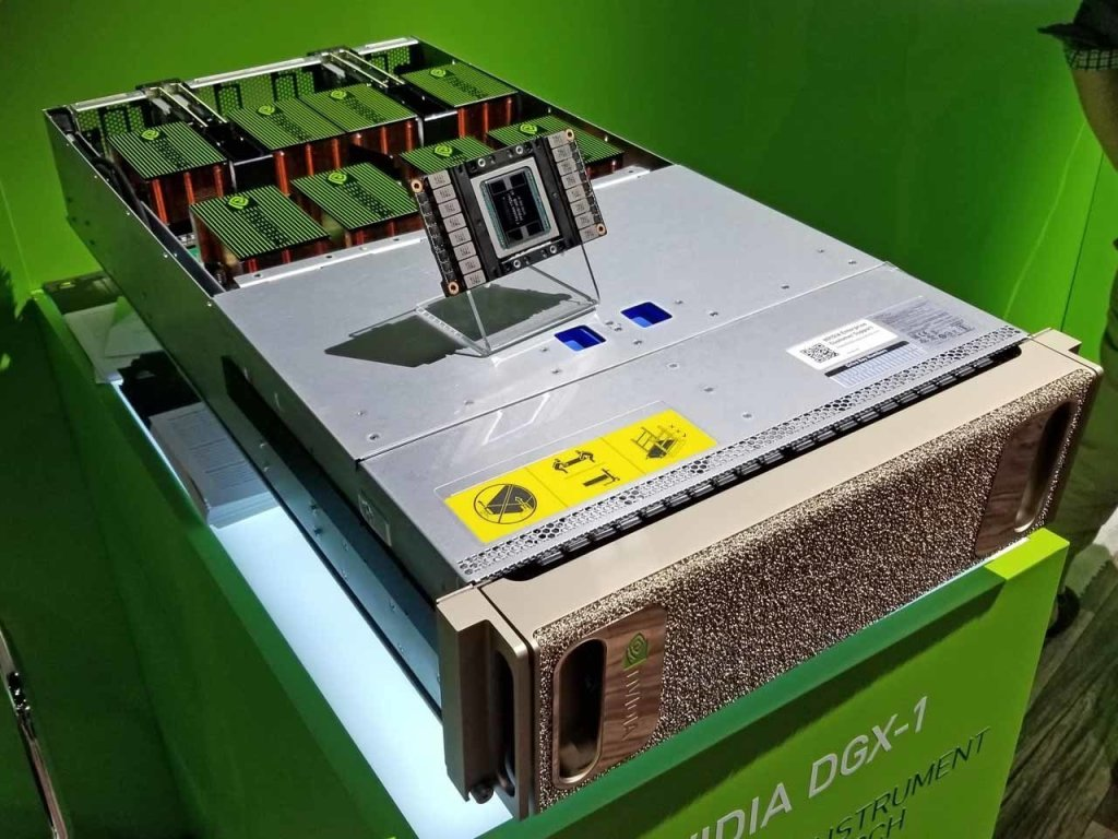 nvidias dgx 1 supercomputer packs - HD1024×768