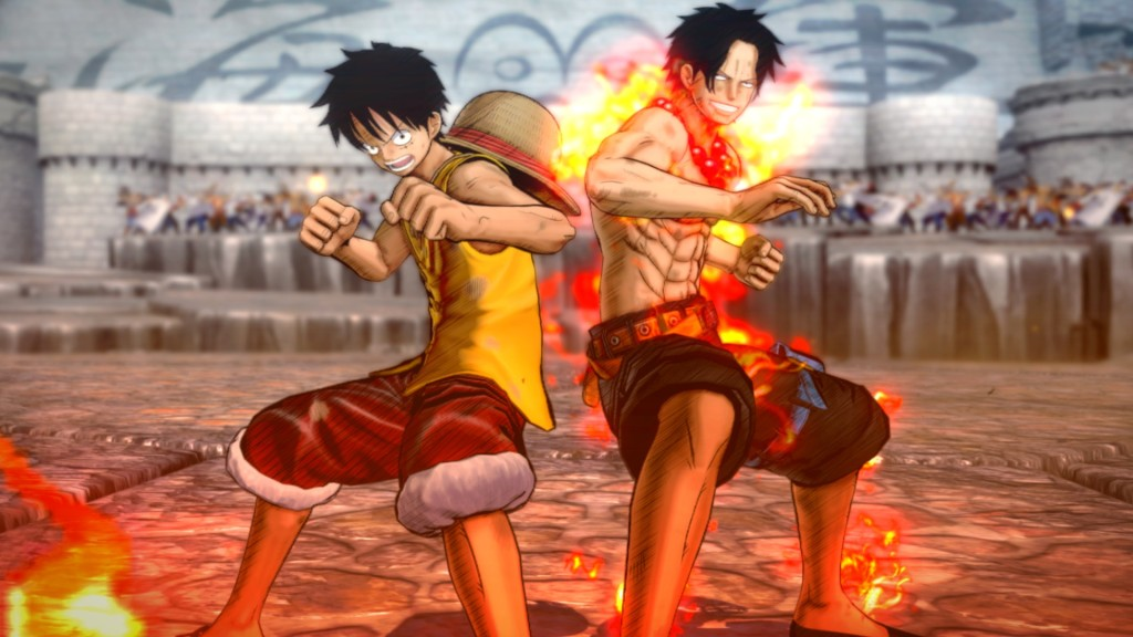 One Piece Burning Blood (4)