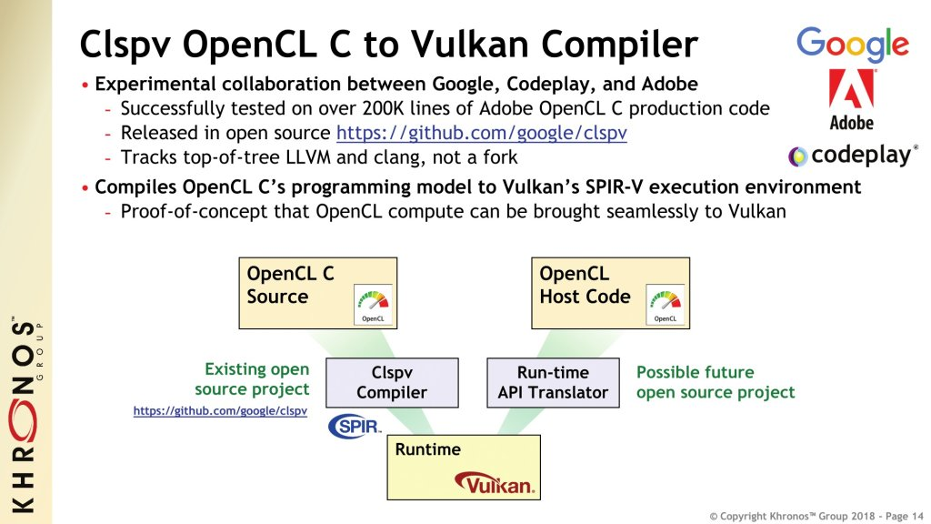 vulkan 1 1 launch presentation march 2018 14