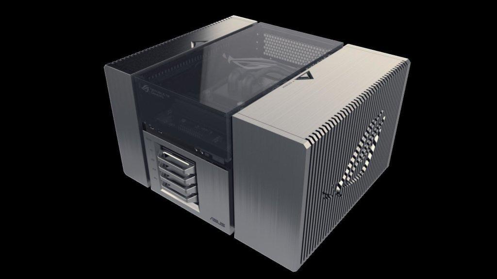 ROG Avalon, il PC modulare di Asus che viene dal futuro | Tom's Hardware