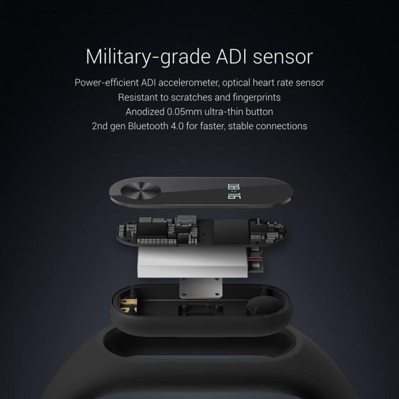 Xiaomi Mi Band 2, iniziano le prevendite online