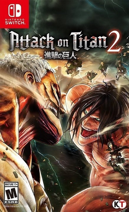 Attackontitan2 uscover