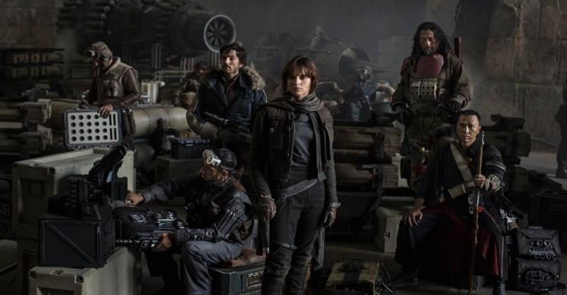 Rogue One: chiarita la situazione delle riprese aggiuntive del film