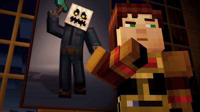 Minecraft Story Mode Ep 6 Android Game 2