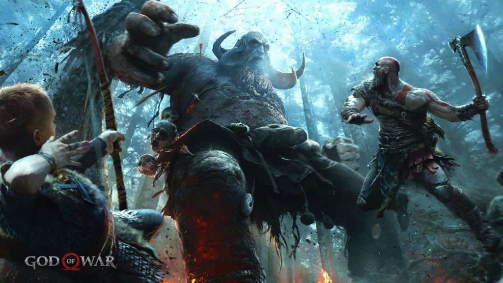 5 minuti di God of War, tra troll ed esplorazione