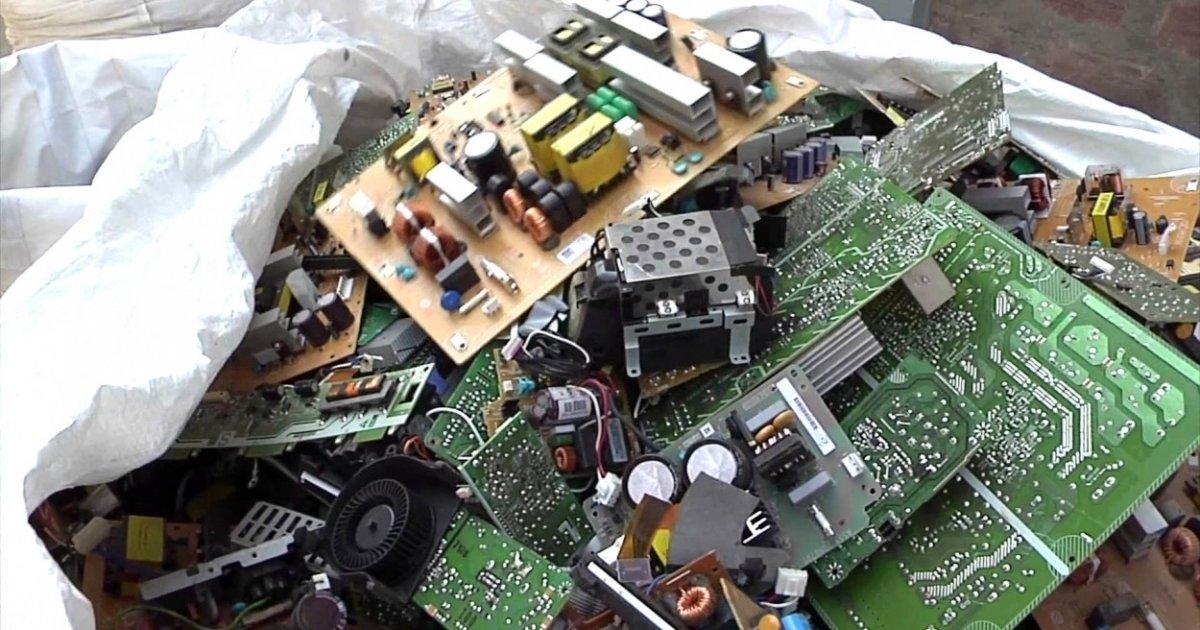 Ecolight, eccellenza italiana contro i rifiuti elettronici