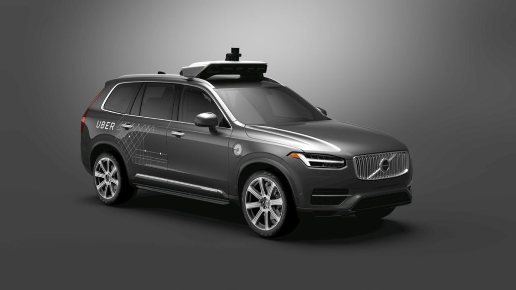 uber orders 24000 volvo xc90 plug in hybrids for fleet of driverless autos