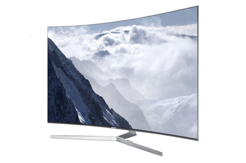 Samsung SUHD TV KS9000 Perspective