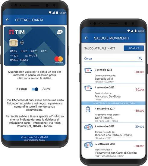 TIMpersonal, la carta prepagata gratuita abilitata ad Apple Pay