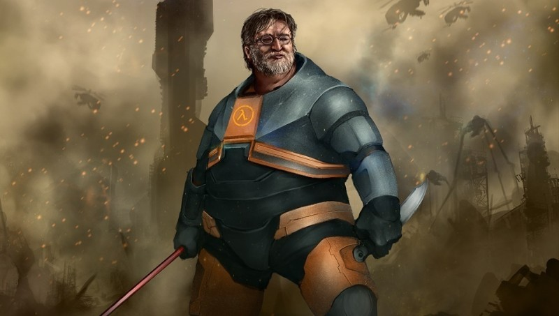 Half-Life 3 e Gabe Newell: lavoriamo a un gioco single player