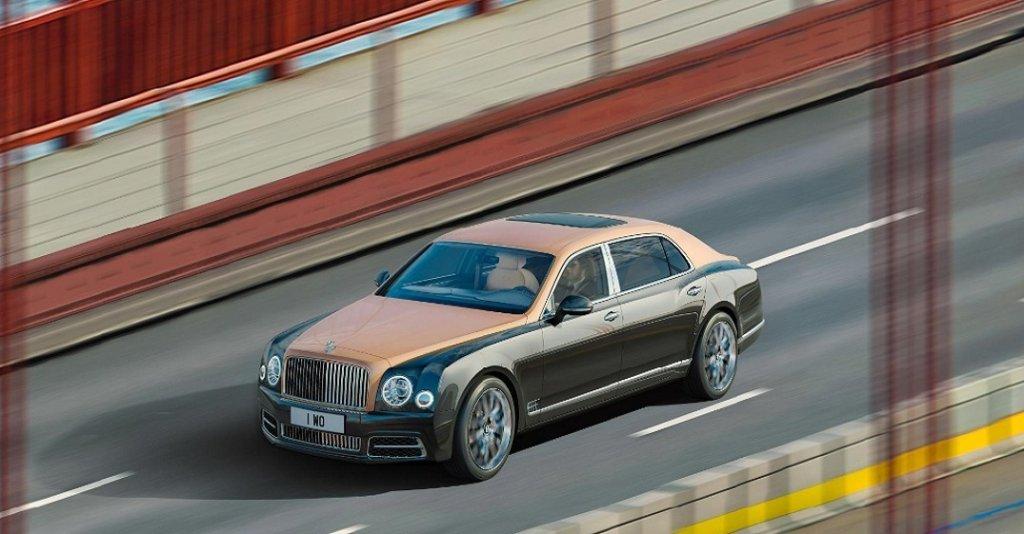 Bentley Mulsanne in una foto da 53 miliardi di pixel - Tom's Hardware