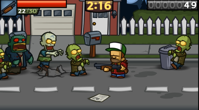 Zombieville USA 2 Android Game 1