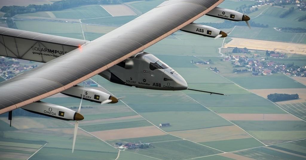 Solar Impulse 2 attraversa l'Atlantico solo a energia solare - Tom's Hardware