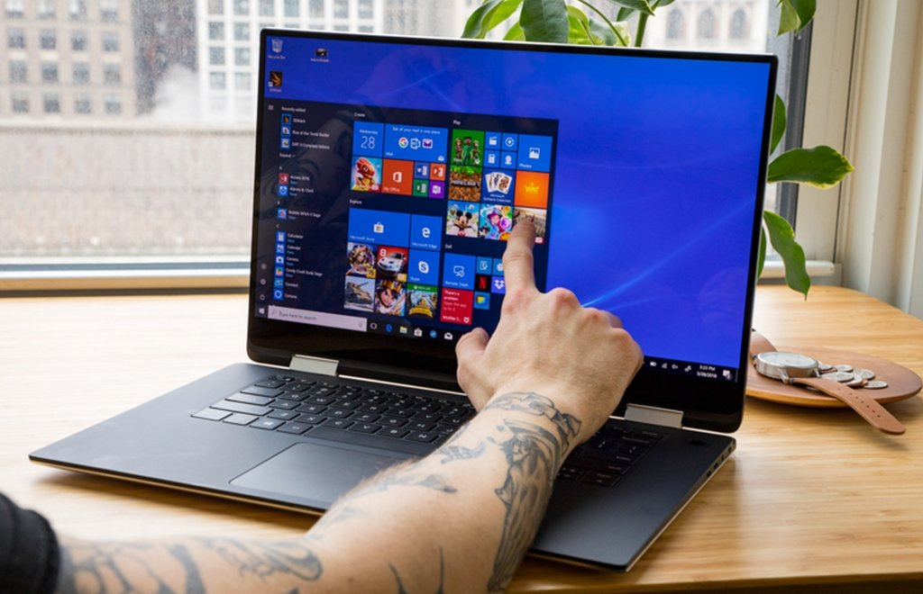 Dell XPS 15 2 in 1 10