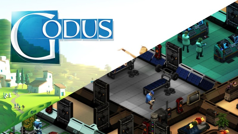 Godus & Spacebase DF 9