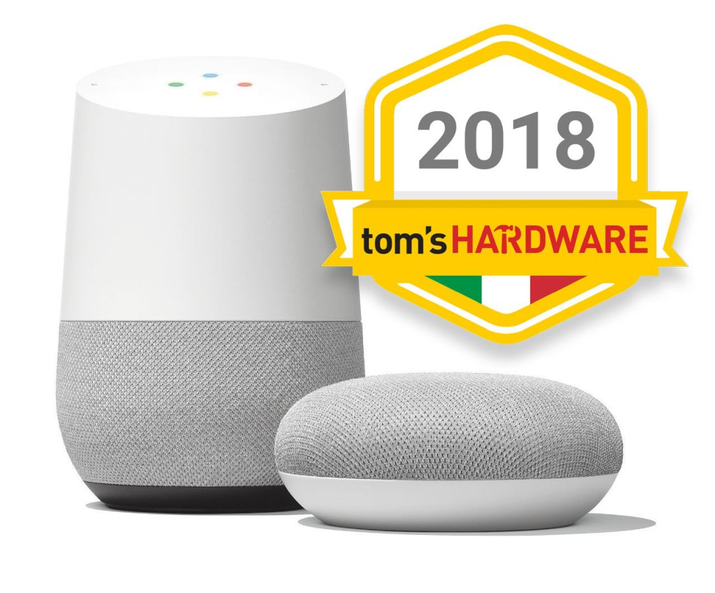 google home award
