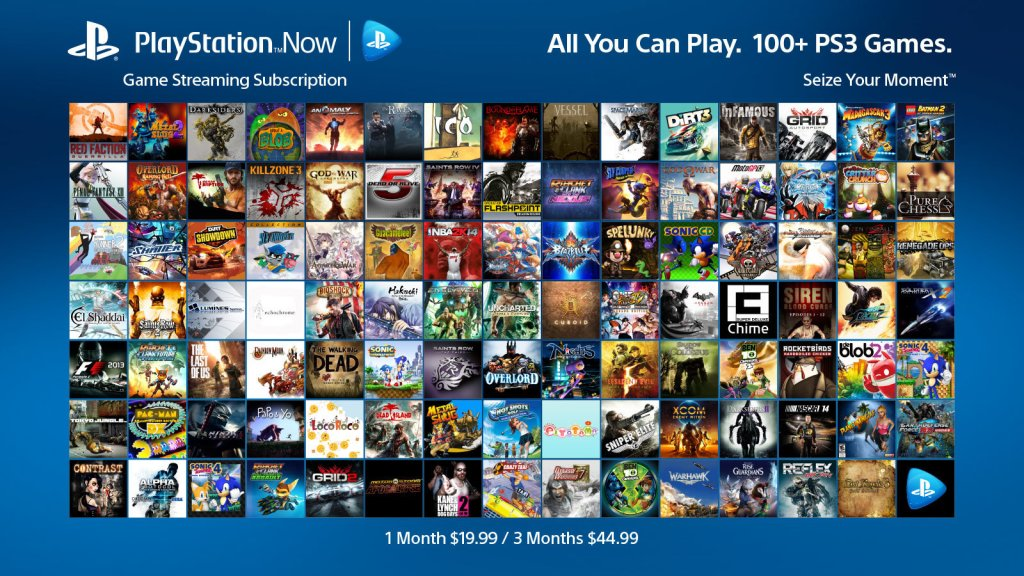 playstation now subscription us