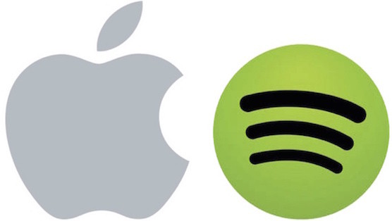 ApplevsSpotify