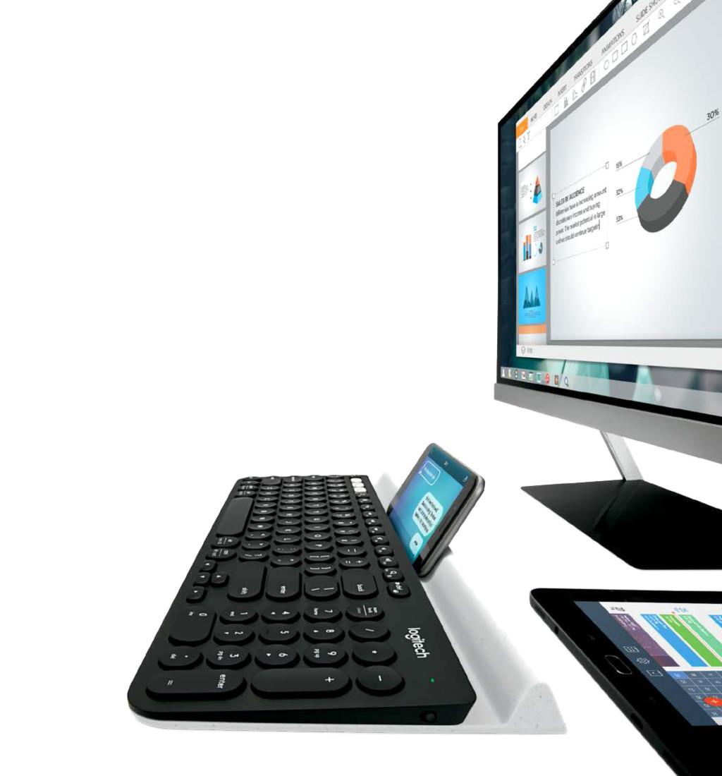 Logitech K780, la tastiera multi dispositivo definitiva   Tom's Hardware