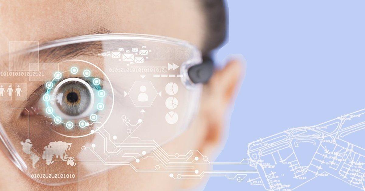Controllo aereo UE con visore a realtà aumentata