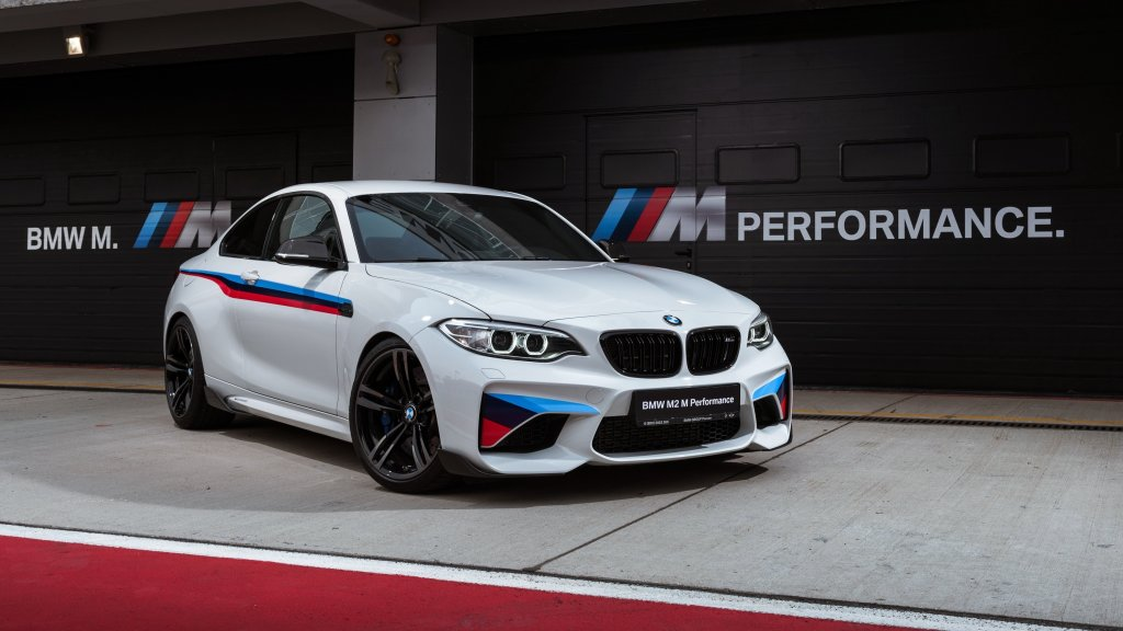 2016 bmw m2 pure m performance accessories 1