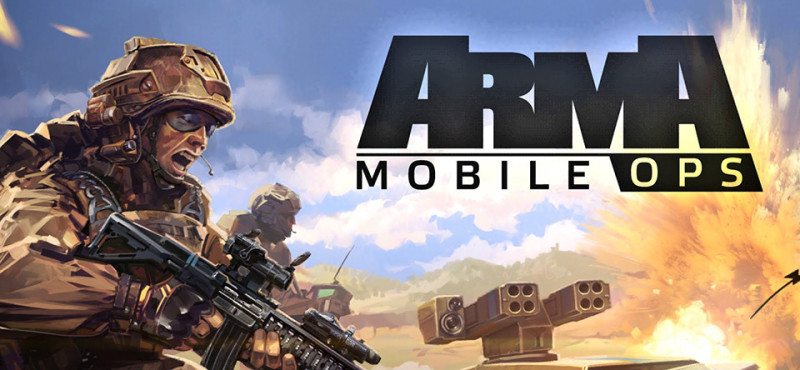 Arma Mobile Ops Android Game