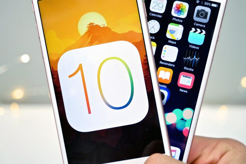 iphone 6s ios 10
