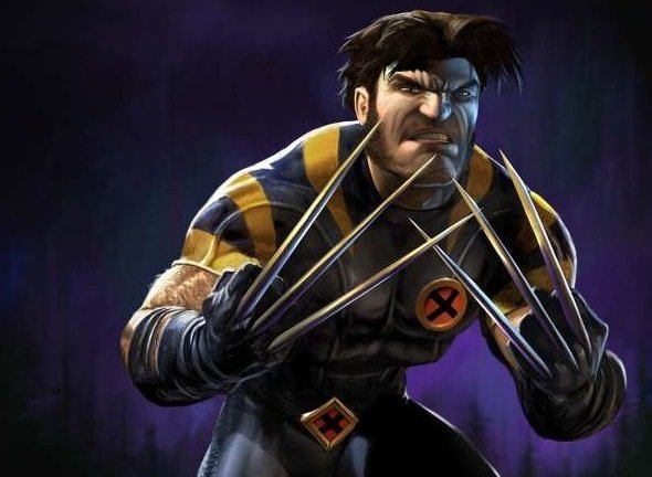 x men legends wolverine