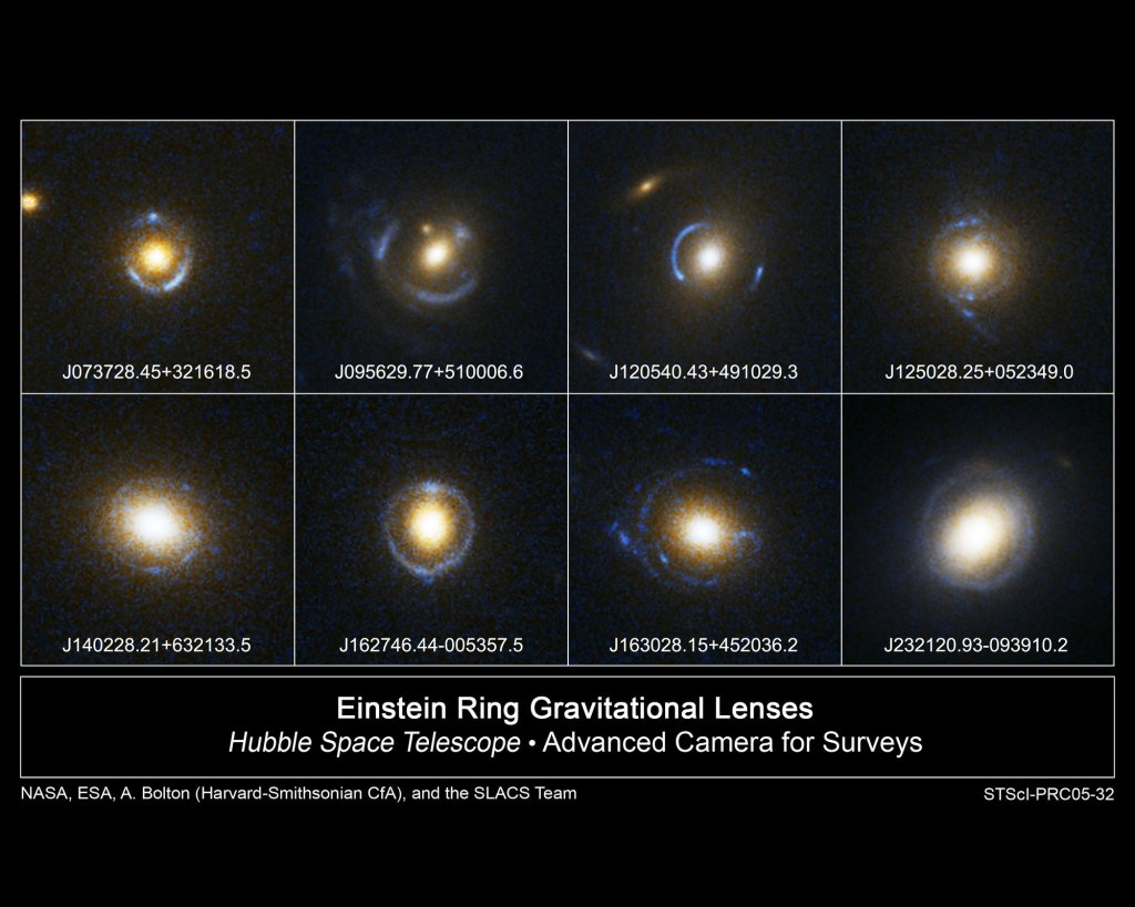 Einstein Rings