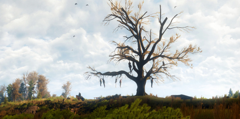 The Witcher 3   Cel Shading (33)