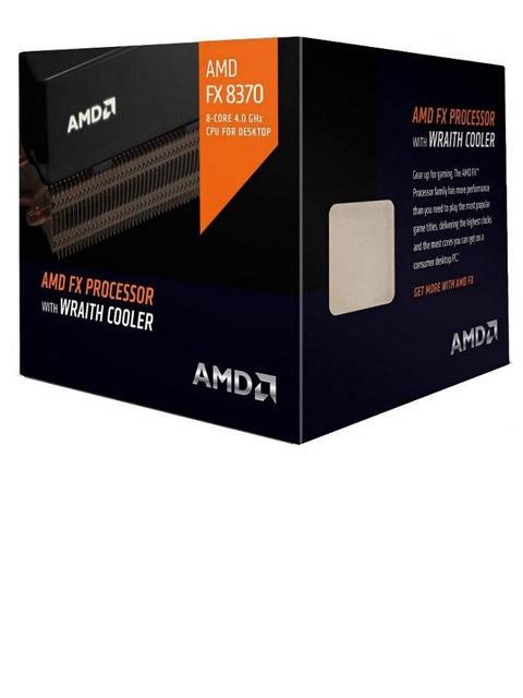 AMD FX 8370 con dissipatore Wraith