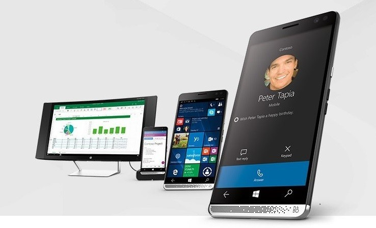 HP Elite x3, lo smartphone Windows 10 per aziende