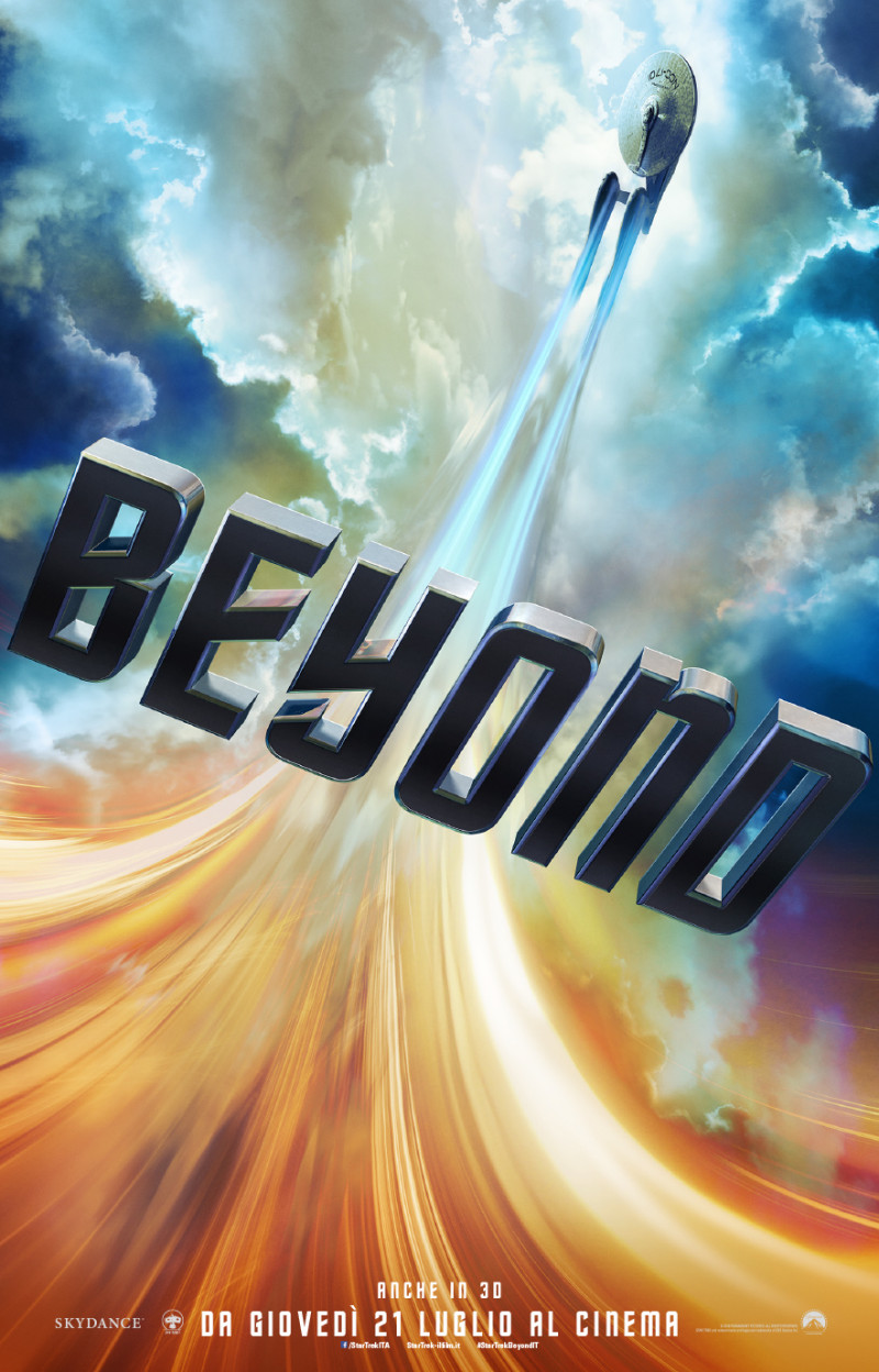 Star Trek Beyond Teaser 1 Sheet