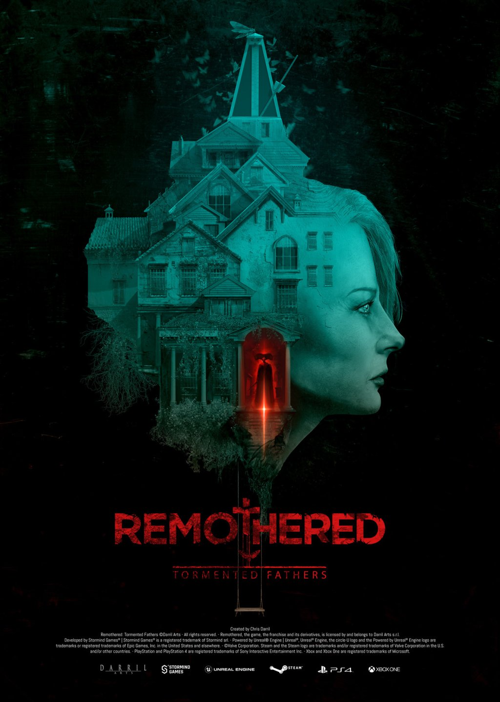 Remothered Tormented Fathers Cover Art