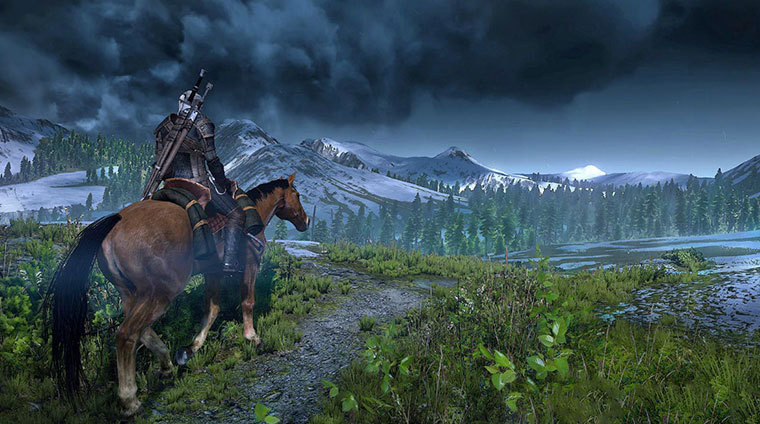 the witcher 3 wild hunt better than skyrim