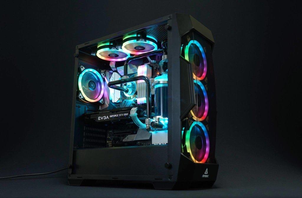 antec df500 rgb  Antec DF500 RGB è un nuovo case con LED RGB! - Tom's Hardware