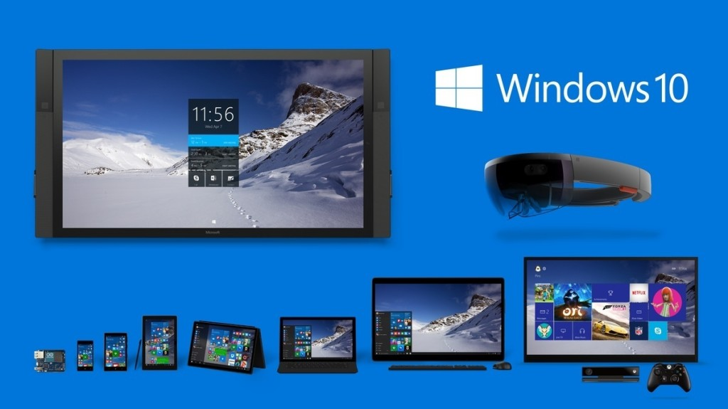 UWP Windows 10
